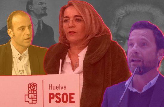 el totalitarismo se instala en cartaya de la mano de psoe izquierda unida y ciudadanos
